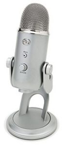 Microfono Blue Yeti Para Ordenador