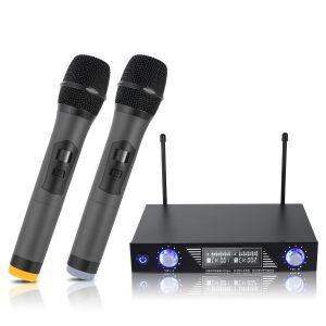 LESHP - MV878 microfono inalambrico