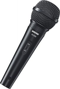 Shure -SV100 microfono inalambrico