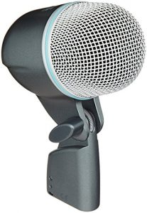 microfono para bombo