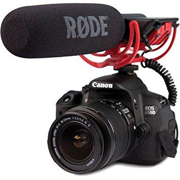 micrófono externo para camara reflex