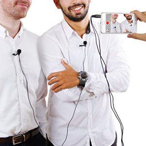 micrófono para locutor