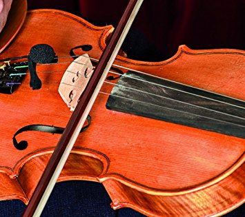 microfono para violin
